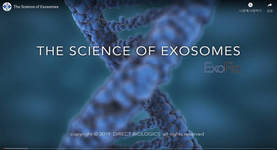 The science of exosomews